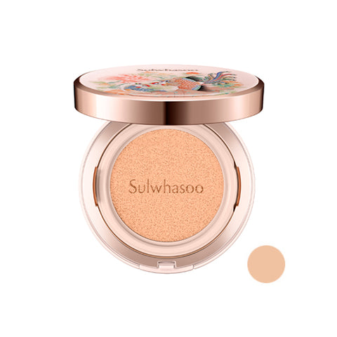 Sulwhasoo / Perfecting Cushion - 1pack (15g+Refill) (SPF50+ PA+++)