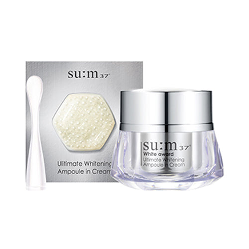 Sum37  White Award Ultimate Whitening Ampoule In Cream - 45ml