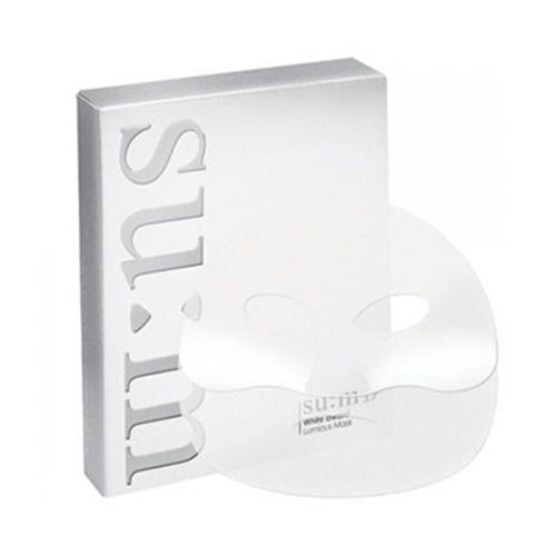 Sum37  White Award Luminous Mask - 1pack (8pcs)