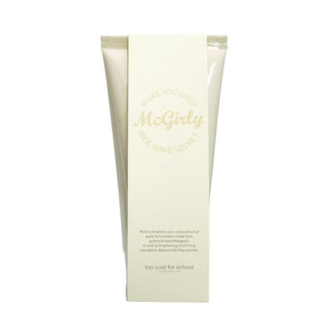TOO COOL FOR SCHOOL  Mcgirly Come Clean - 150ml