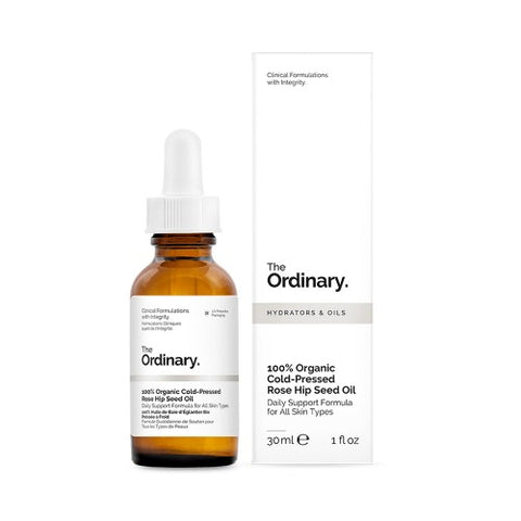 THE ORDINARY  100% Organic Cold Pressed Rose Hip Seed Oil - 30ml