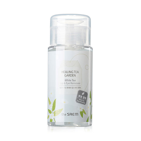 THESAEM  Healing Tea Garden White Tea Lip & Eye Remover - 150ml