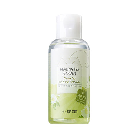 THESAEM  Healing Tea Garden Green Tea Lip & Eye Remover - 150ml