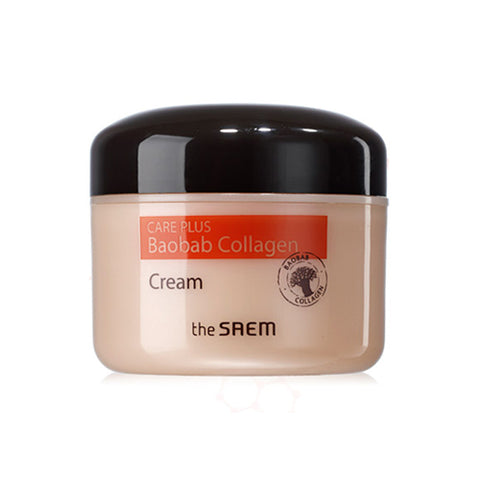 THESAEM  Care Plus Baobab Collagen Cream - 100ml