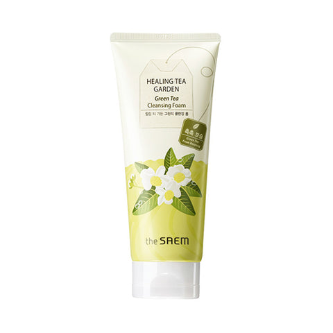 THESAEM / Healing Tea Garden Cleansing Foam - 150ml