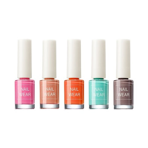 THESAEM Nail Wear - 7ml (01~30)