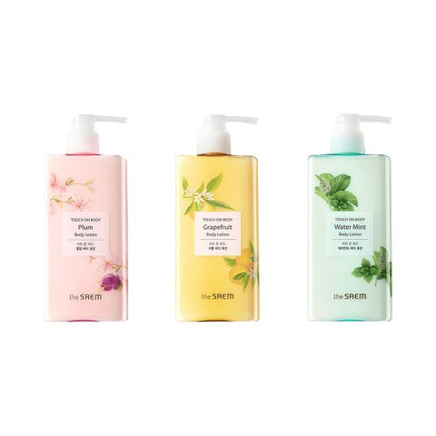 THESAEM  Touch On Body Lotion - 300ml