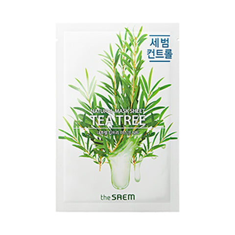 THESAEM / Natural Mask Sheet (New) - 1pcs