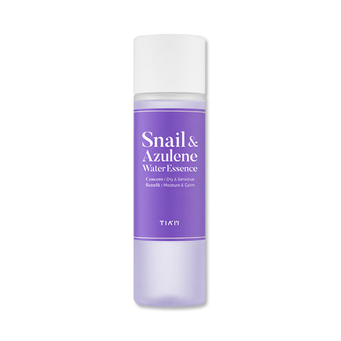 TIA'M  Snail & Azulene Water Essence - 180ml