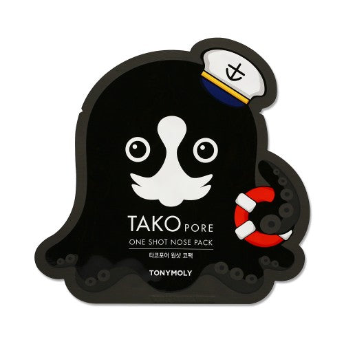 TONYMOLY  Takopore One Shot Nose Pack - 1pcs
