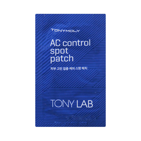 TONYMOLY  Tony Lab AC Control Spot Patch - 3pcs