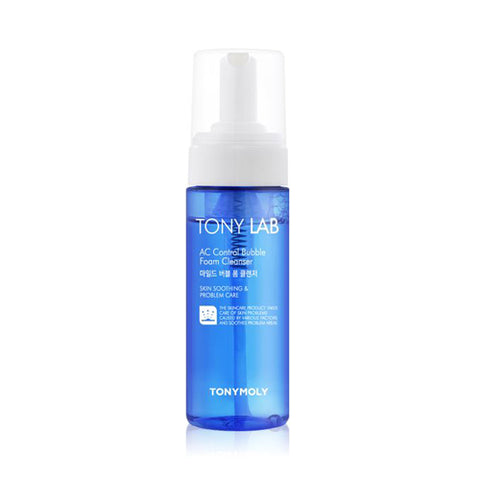 TONYMOLY  Tony Lab AC Control Bubble Foam Cleanser - 150ml