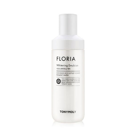 TONYMOLY  Floria Whitening Emulsion - 160ml