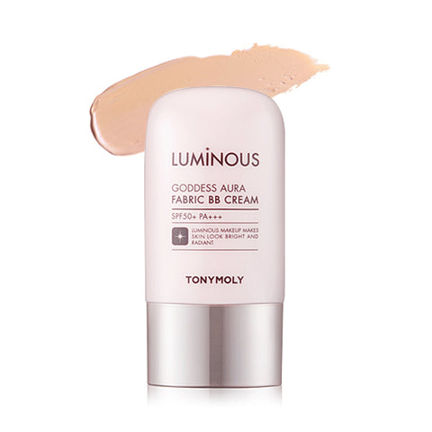 TONYMOLY / Luminous Goddess Aura Fabric BB Cream - 40g (SPF50+ PA+++)