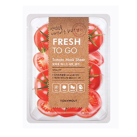 TONYMOLY / Fresh To Go Mask Sheet - 1pcs