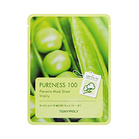 TONYMOLY / Pureness 100 Mask Sheet - 1pcs (New)