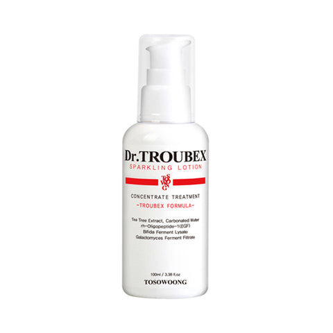TOSOWOONG  Dr.Troubex Sparkling Lotion - 100ml
