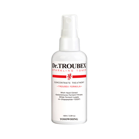 TOSOWOONG  Dr.Troubex Sparkling Toner - 100ml