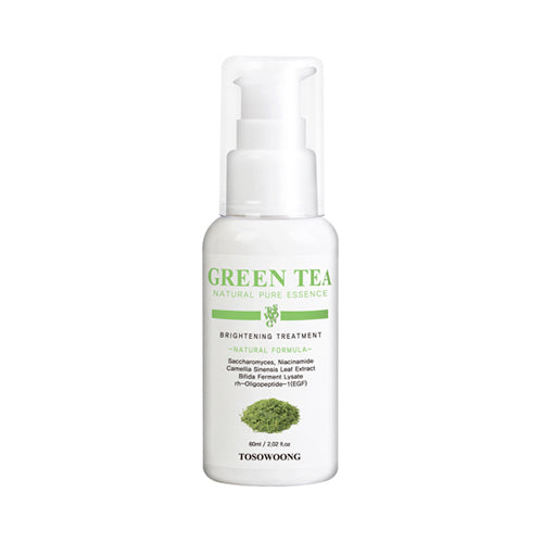 TOSOWOONG  Green Tea Natural Pure Essence - 60ml