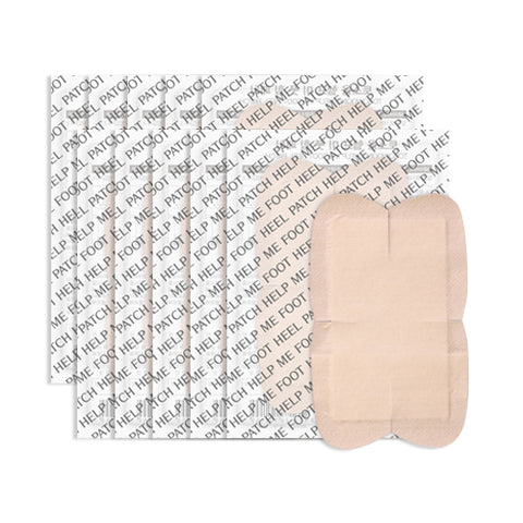 TOSOWOONG  Help Me Foot Heel Patch - 10pcs