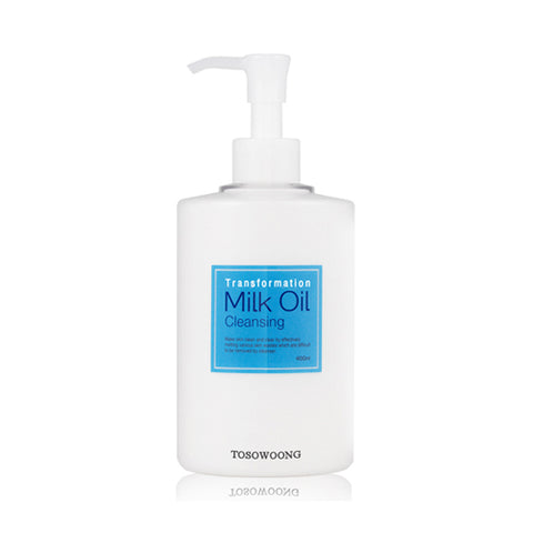 TOSOWOONG  Transformation Milk Oil Cleansing - 400ml