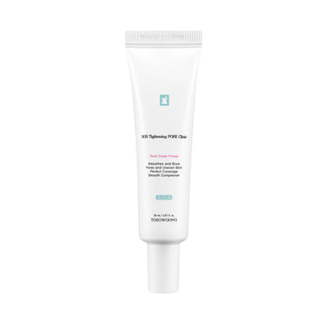 TOSOWOONG  Pore Clinic Pore Cover Primer - 20ml