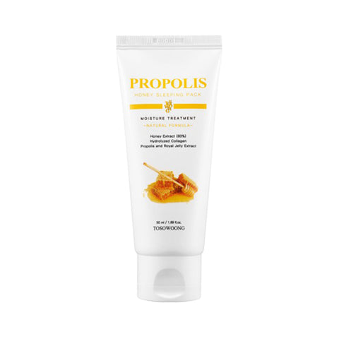 TOSOWOONG  Propolis Honey Sleeping Pack - 50ml