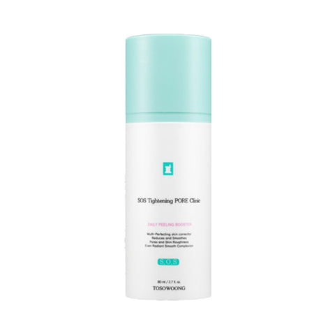 TOSOWOONG  Pore Clinic Daily Peeling Booster - 80ml