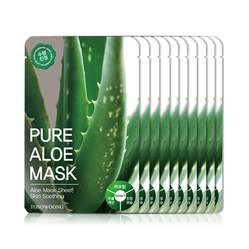 TOSOWOONG / Pure Mask - 10pcs