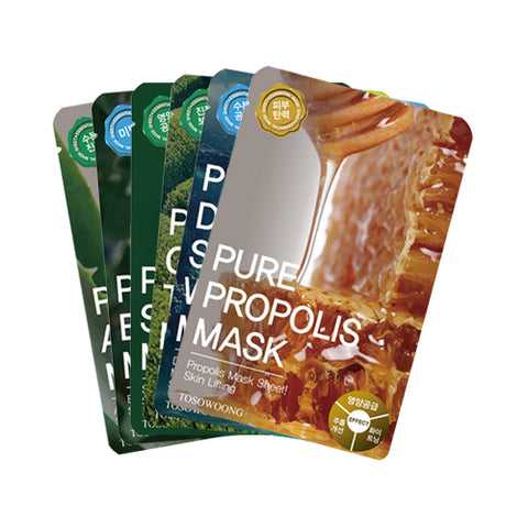 TOSOWOONG  Pure Mask - 10pcs