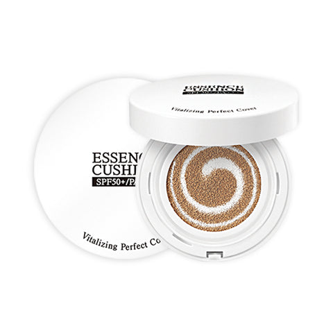 TOSOWOONG / Vitalizing Essence Perfect Cover Cushion - 15g (SPF50+ PA+++)