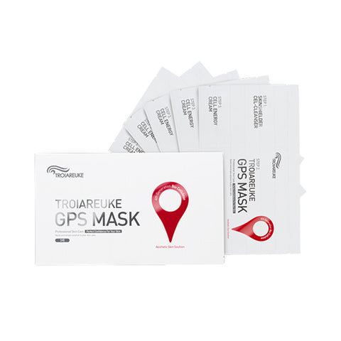 Troiareuke  GPS Mask - 1pack (5pcs)