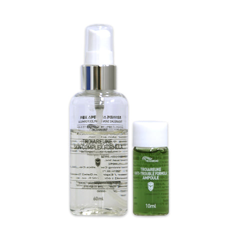 Troiareuke  H+ Cocktail Moisturizing Ampoule - 1pack (60ml+Ampoule 10ml)