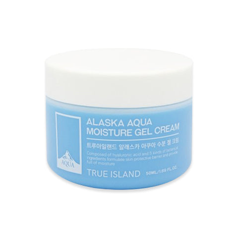 TRUE ISLAND  Alaska Aqua Moisture Gel Cream - 50ml