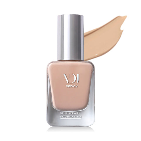 VDIVOV / Silk Wear Foundation - 30ml (SPF 30 PA++)
