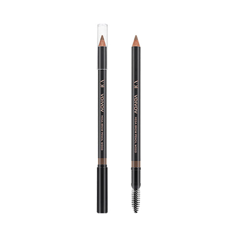 VDIVOV  Mega Brow Pencil Wood - 1.2g