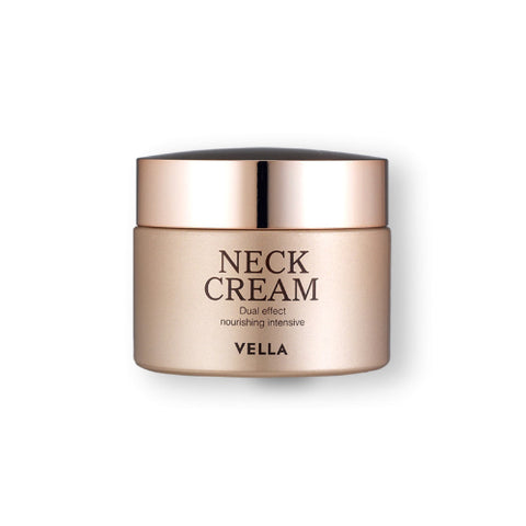 VELLA  Dual Effect Nourishing Intensive Neck Cream - 50ml