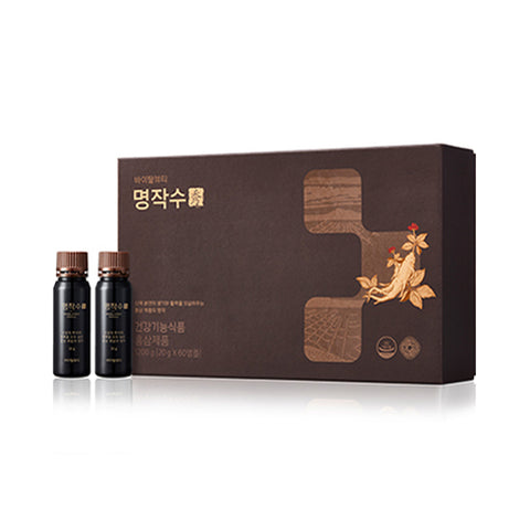 VITALBEAUTIE  Ginseng Extract Ampoule - 1pack (20g x 60pcs)