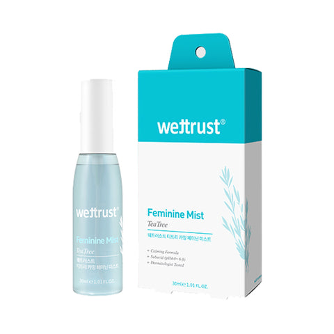 WETTRUST  Tea Tree Calming Feminine Mist - 30ml