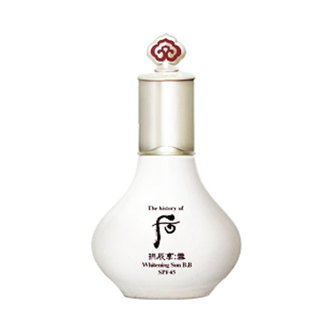 THE WHOO  Gongjinhyang Seol Whitening Sun BB - 40ml (SPF45 PA+++)