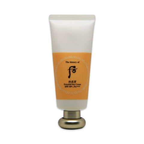 THE WHOO  Gongjinhyang Essential Sun Cream - 60ml (SPF50+ PA+++)