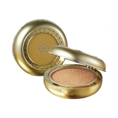THE WHOO  Gongjinhyang Mi Luxury Golden Cushion - 1pack (15g+Refill)