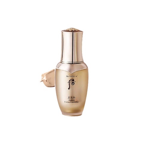 THE WHOO / Cheongidan Hwa Hyun Radiant Essence Foundation - 40ml (SPF35 PA++)