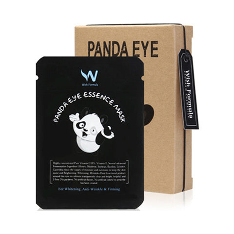 Wish Formula  Panda Eye Essence Mask - 1pack (10pcs)
