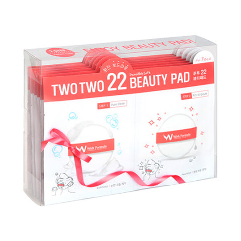 Wish Formula  Two Two 22 Beauty Pad - 1pack (7pcs)