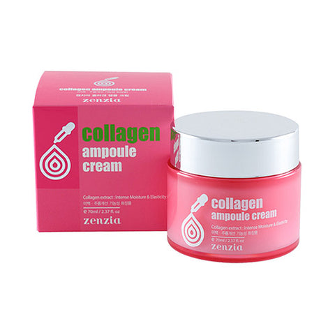 ZENZIA  Collagen Ampoule Cream - 70ml