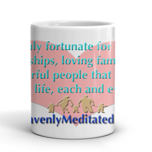 Friendships & Family - Daily Affirmation Mug