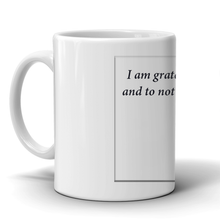 Mistakes Fade Away - Daily Affirmation Mug
