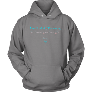 Letter From Ego - Daily Affirmation Hoodie