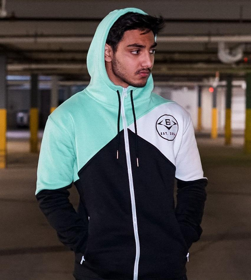 Nova Icon Zip-up Hoodie